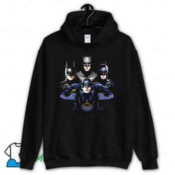 Bat Queen Cartoon Comic Hoodie Streetwear