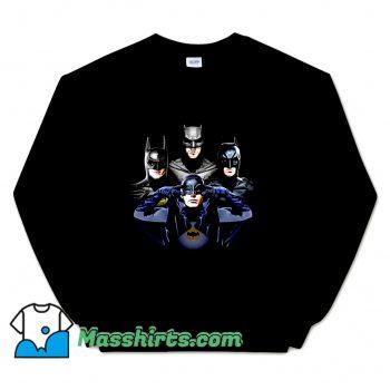 Funny Bat Queen Sweatshirt