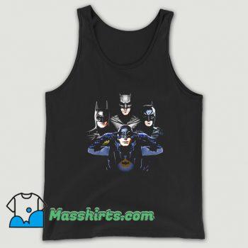 Cheap Bat Queen Comic Tank Top