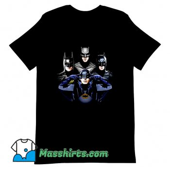 Official Cartoon Comic Bat Queen T Shirt Design
