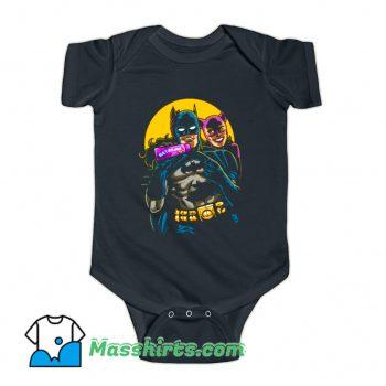 Bat Selina Kyle Baby Onesie