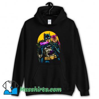 Bat Selina Kyle Hoodie Streetwear