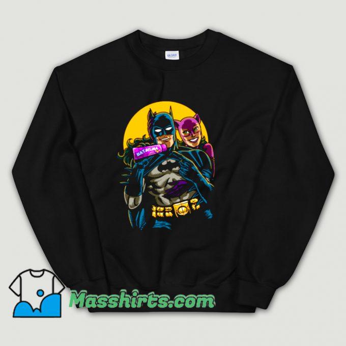 Vintage Bat Selina Kyle Sweatshirt