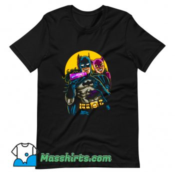 Original Bat Selina Kyle T Shirt Design