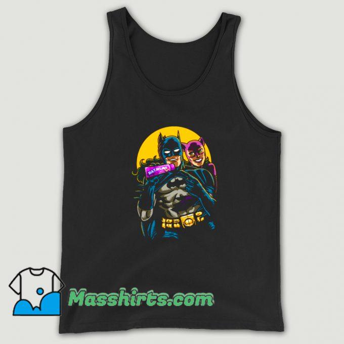 Official Bat Selina Kyle Tank Top