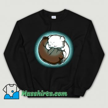 Funny Animal Bears Sweatshirt
