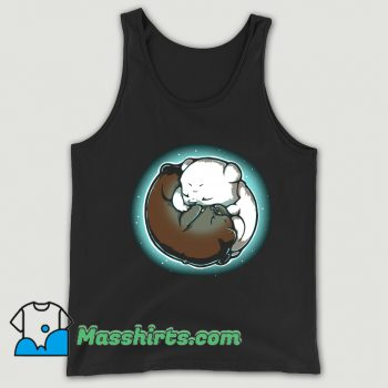 Vintage Bears Moon Tank Top
