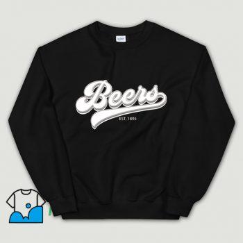 Cool Drink Beers EST 1895 Sweatshirt