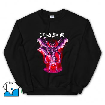 Classic Anime Black Clover Asta Sweatshirt