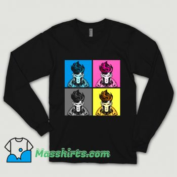 Cartoon Comic Cajun CMYK Shirt