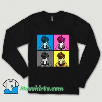 Cartoon Comic Cajun CMYK Shirt