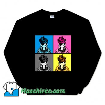 Cute Cajun CMYK Sweatshirt