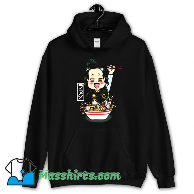 Anime Charmy Ramen Hoodie Streetwear