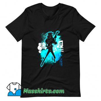 Cosmic Musician T Shirt Design