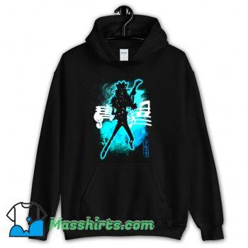 Cosmic Musician Hoodie Streetwear