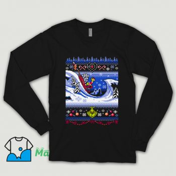 Cuddly As A Cactus Ugly Sweater Shirt