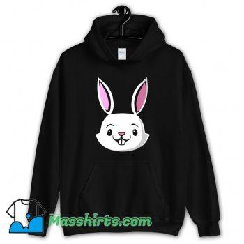 Cute Kids Bunny Hoodie Streetwear