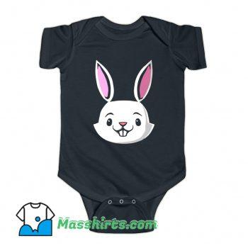 Cute Kids Bunny Baby Onesie