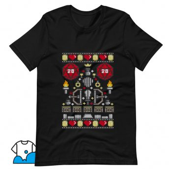 D-20 Sweater Ugly Christmas T Shirt Design