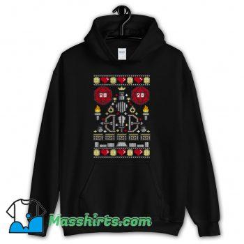 D-20 Sweater Ugly Christmas Hoodie Streetwear