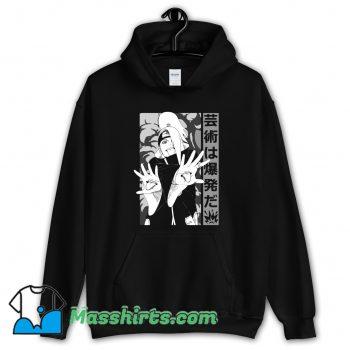 Funny Anime Deidara Hoodie Streetwear