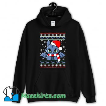 Dragon Night Fury Ugly Christmas Sweater Hoodie Streetwear