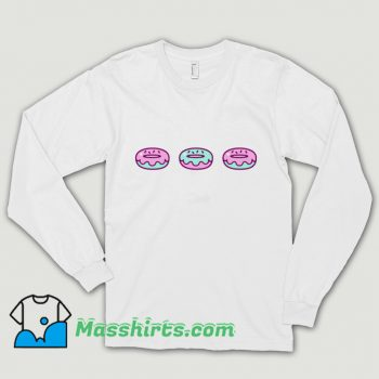 Eat Donuts Food Shirt