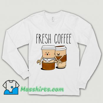 Official Fresh Coffee Shirt