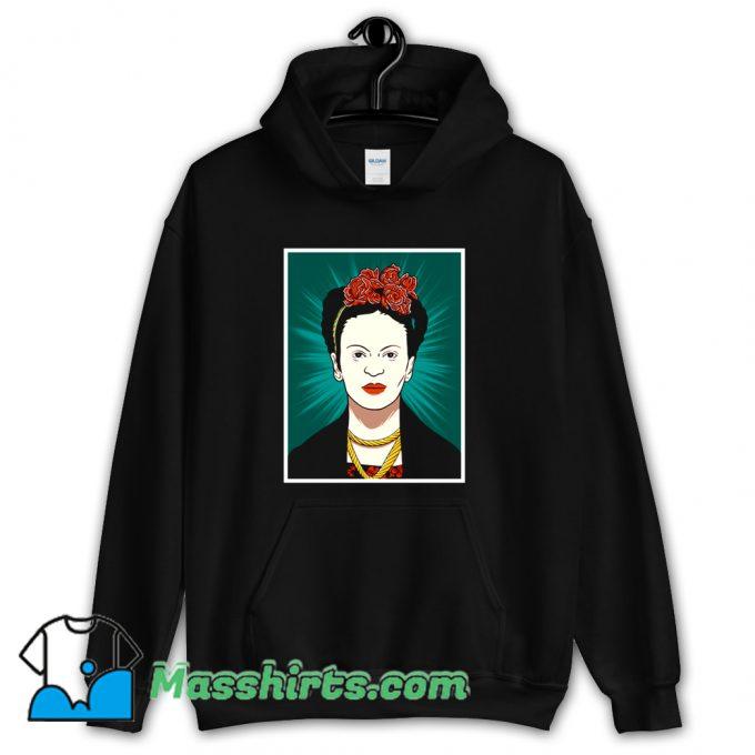 Awesome Frida Kahlo Hoodie Streetwear