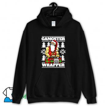 Gangsta Gangster Rap Christmas Hoodie Streetwear