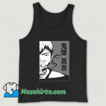 Official Anime Great Teacher Onizuka Tank Top