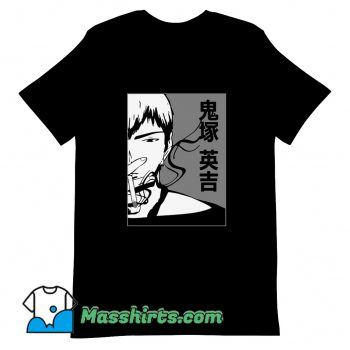 Anime Manga Great Teacher Onizuka T Shirt Design