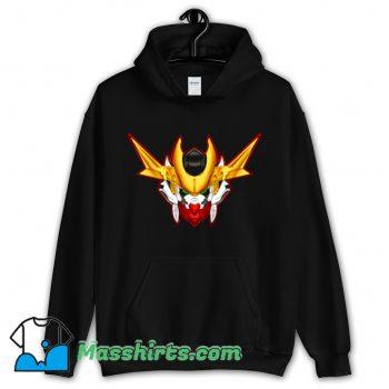 Official Anime Gundam 6 Hoodie Streetwear