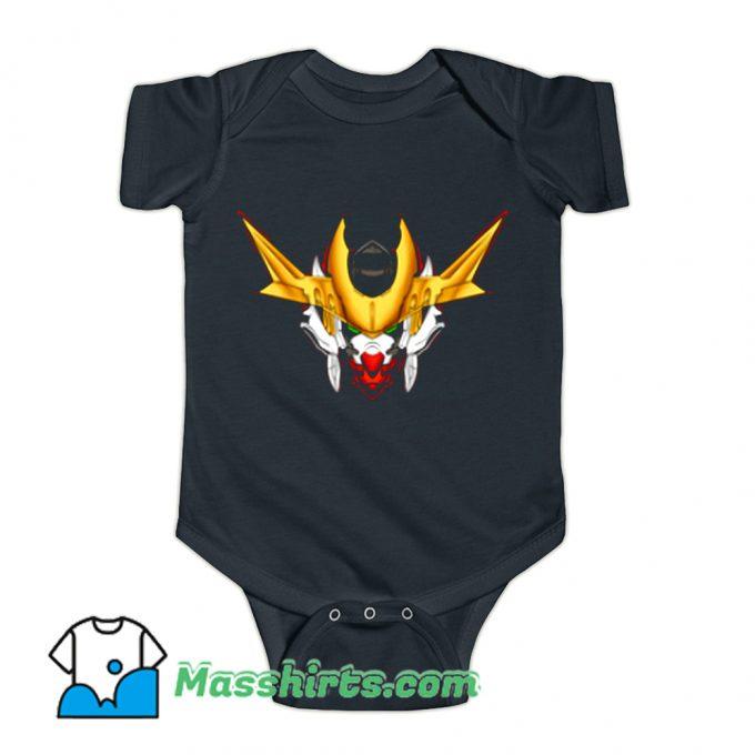 Anime Gundam 6 Baby Onesie