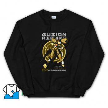 Classic Gundam Gusion Rebake Sweatshirt