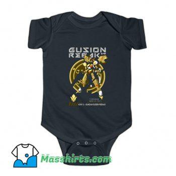 Gundam Gusion Rebake Baby Onesie