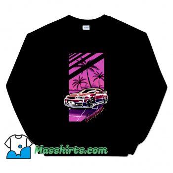 Comic Horsepower Sweatshirt