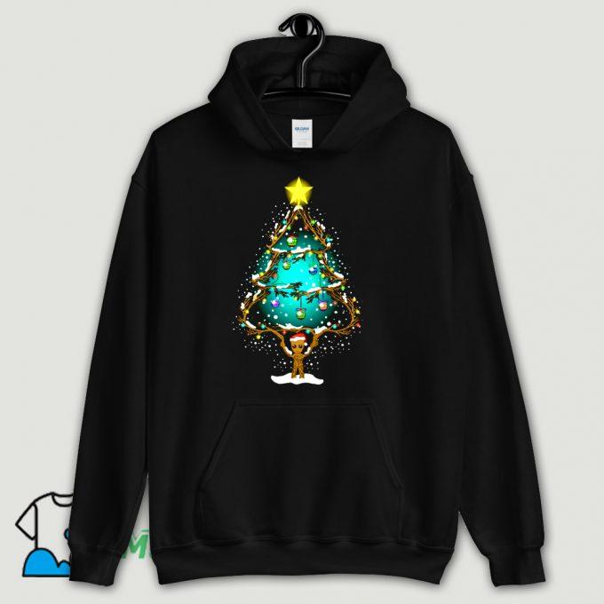 I Am Christmas Groot Hoodie Streetwear