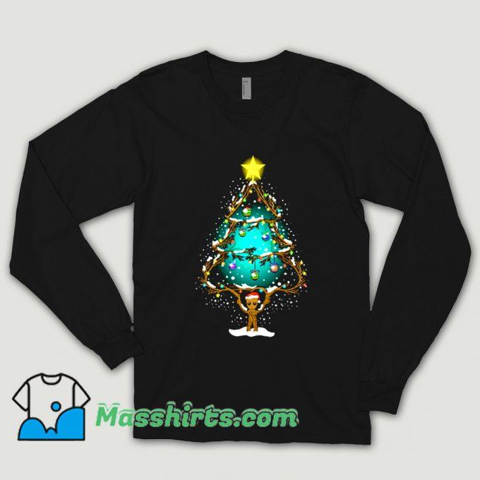 I Am Christmas Groot Shirt