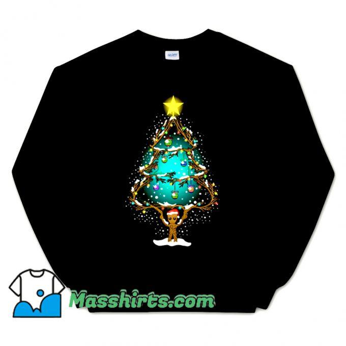 I Am Christmas Groot Sweatshirt