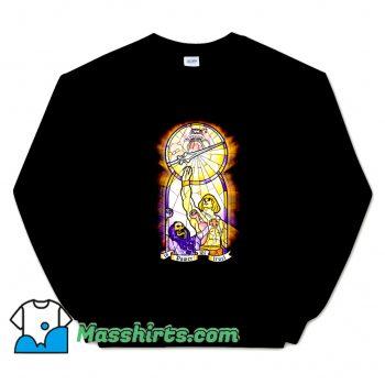 In Power We Trust Sweatshirt