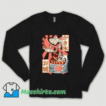 Japanese Ice Cream and Radiant Teapot Shirt