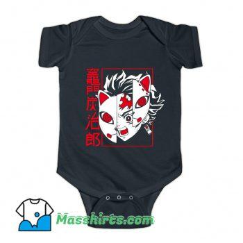 Kamado Tanjirou Baby Onesie
