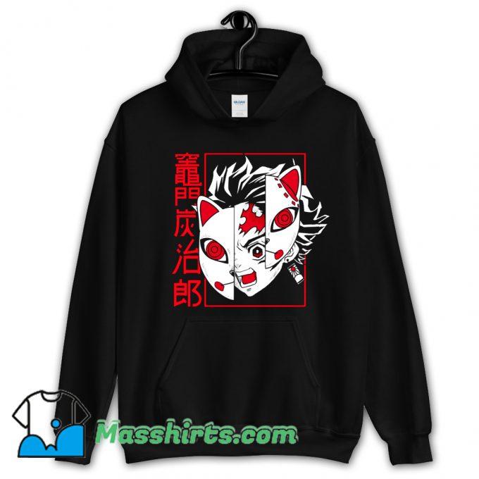 Anime Kamado Tanjirou Hoodie Streetwear