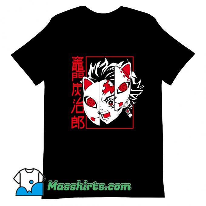 Anime Kamado Tanjirou 2020 T Shirt Design