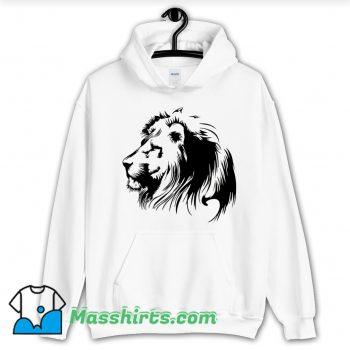 Official Lion Shadow Hoodie Streetwear