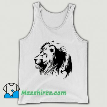 Lion Shadow Tank Top On Sale