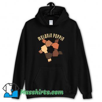 Cute Melanin Poppin Hoodie Streetwear