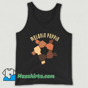 Melanin Poppin Tank Top