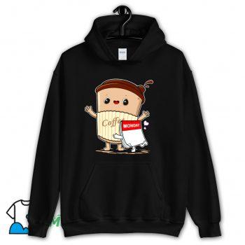 Monday Need Coffee Hoodie Streetwear